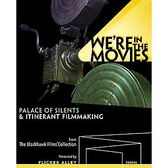 We're in the Movies: Palace of Silents & Itinerant [BLU-RAY] USA import