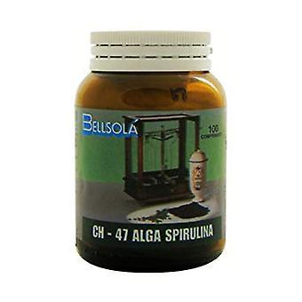سبيرولينا الأعشاب البحرية 100 أقراص