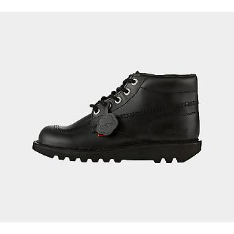 Kickers Kick Hi Core Junior Blk/Blk/Blk 1Kf0000409Btw Chaussures Bottes