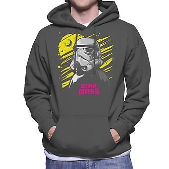 Star Wars Stormtrooper Portrait Men's Sudadera con capucha