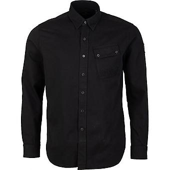 Belstaff Pitch Garment Dye Shirt