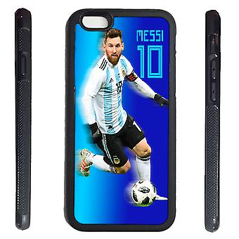 Messi iPhone 6 6s Shell Argentinien Barcelona Spieler Gummischale