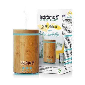 Bamboo Essential Oil Diffuser 30 ml of essential oil