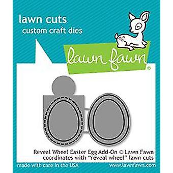 Lawn Fawn Reveal Wheel Easter Egg Add-on stirbt