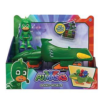 PJ Masks Gekko Mobile Vehicle & Figure