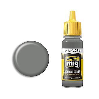 Ammo by Mig Acrylic Paint - A.MIG-0254 RLM75 Grauviolett (17ml)