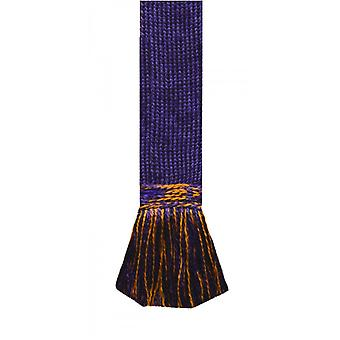 House of Cheviot Garter Ties Garter Ties ~ Thistle & Ochre
