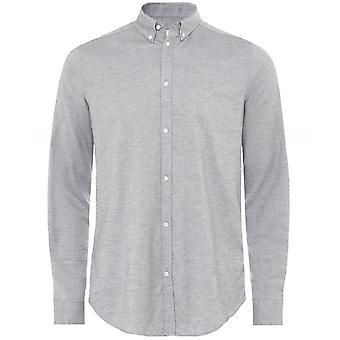 Les Deux Brushed Harrison B.D. Shirt