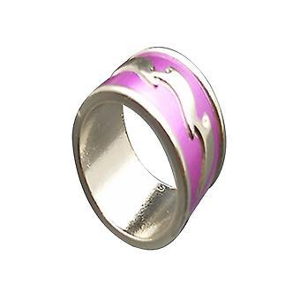 أنيمي مو داو زو شي خاتم قلادة- الزنك سبائك تشنغ الرقم الاصبع خاتم زخرفة مجوهرات قلادة أطفال لعب الهدايا (الفضة)