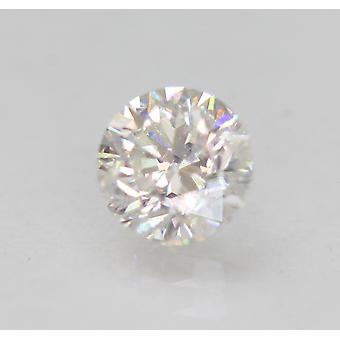 Certyfikowany 0,75 karatowy D VS2 Okrągły Brilliant Ulepszony Naturalny Luźny Diament 5,56 mm