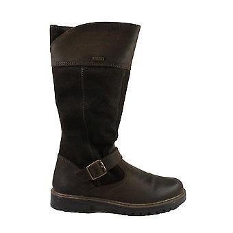 Primigi Sandra 6365800 Brown Suede/Leather Girls Gore-Tex® Long Leg Boots