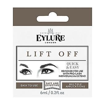 Eylure Lift Off Individual False Lash Remover - 6ml Cruelty Free / High Quality