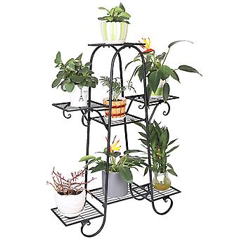 Metal Garden Tall Plant Stand