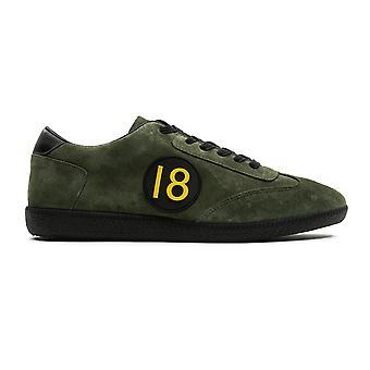 Cerruti Green Sneakers 1881 men