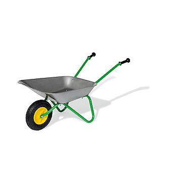 Rolly Toys Metal Wheelbarrow with Pneumatic Front Tyre for 2.5 years +