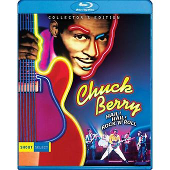 Chuck Berry Hail Hail Rock 'N' Roll [Blu-ray] USA import