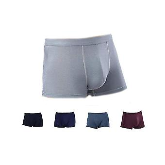Underpants in bamboo 5 pack - 5 different colors - L