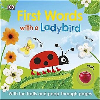 First Words with a Ladybird [Board book]