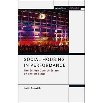 Sociale huisvesting in prestaties
