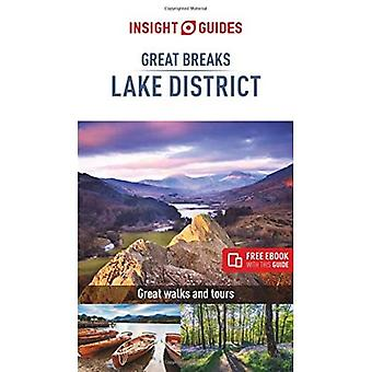 Insight Guides Great Breaksa� The Lake District (Travel Guide with Free eBook) (Insight Great Breaks)