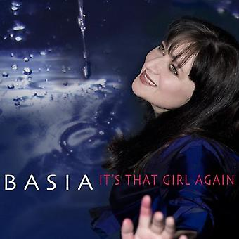 Basia - It's That Girl Again [CD] USA import