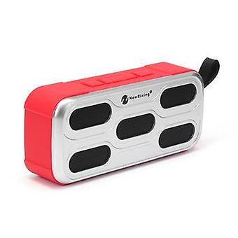 Portable Wireless bluetooth Speaker Waterproof Bass FM Radio TF Card Handsfree