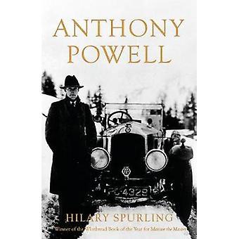 Anthony Powell tanssii ajan musiikin tahdissa Hilary Spurlingin kanssa