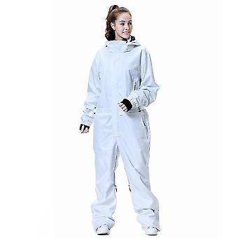 Winter Outerwear de alta calidad chaqueta de esquí caliente impermeable mono