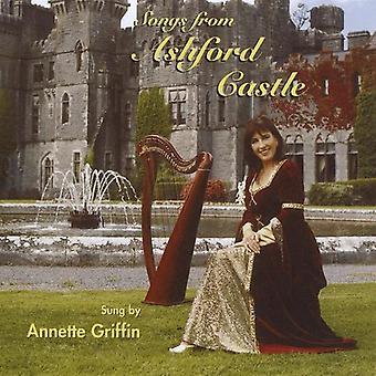 Annette Griffin - sange fra Ashford slot [CD] USA import