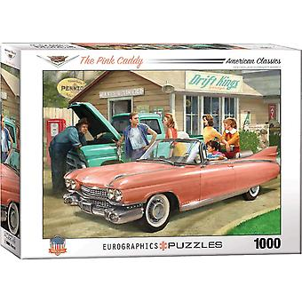 Eurographics - the pink caddy