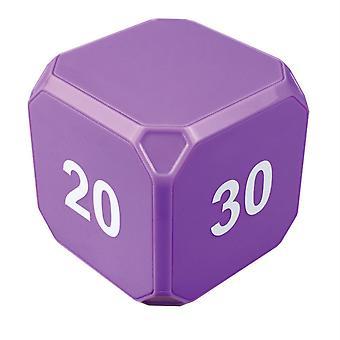 Timecube Plus 5-10-20-30 Minute Preset Timer- Purple