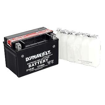 Dynavolt DTX20HLBS Maintenance Free Battery With Acid Pack YTX20HL-BS