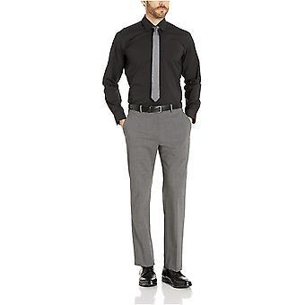 Marke - BUTTONED DOWN Männer's Slim Fit Performance Tech Stretch Kleid Sh...