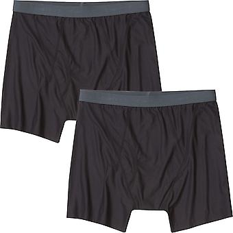 ExOfficio Give-N-Go 2.0 Boxer Briefs 2-Pack - Black