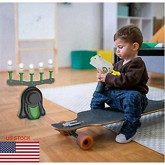 Elektrische Target Air Shooting Game Ball Speelgoed voor Kid