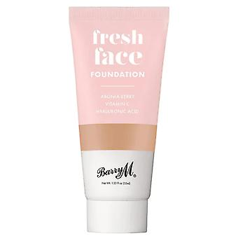 Barry M 3 X Barry M Fresh Face Liquid Foundation - Ombra 10
