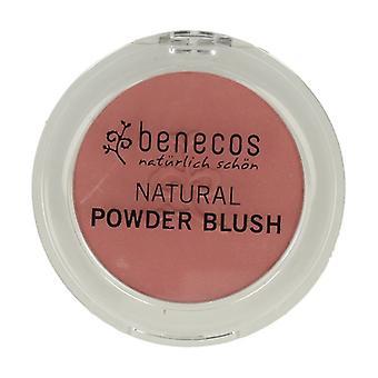 Mallow Rose Compact Blush 1 enhet (Rosa)
