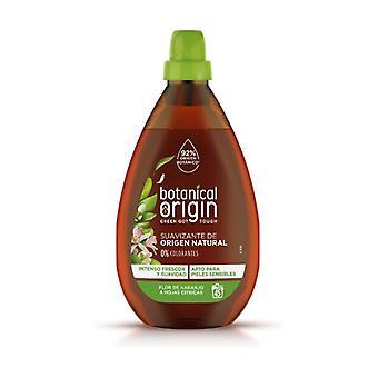 Organic fabric softener Orange blossom and citrus leaves Fragrance 45 doses 900 ml