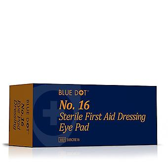 Blue Dot No.16 Eye Pad Dressing