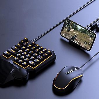 Gamepad herní adaptér pro mobilní telefony