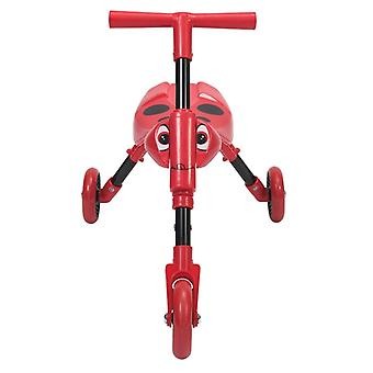 Mookie Toys Scuttlebug Beetle Toddler Trike Red Ages 1-3 Years