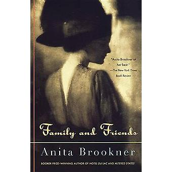 Family and Friends by Brookner Anita - 9780679781646 Book