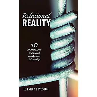 Relational Reality by Le Bailey Boydston - 9781532673955 Book