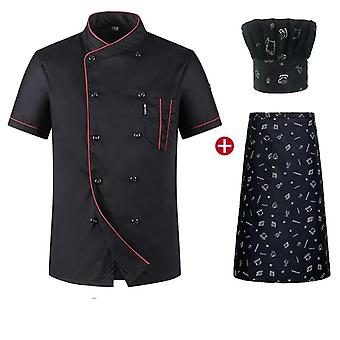 Unisex Kitchen Chef Uniform ( Set 2)