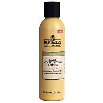 Dr.Miracle's Daily Moisturizing Lotion 6Oz