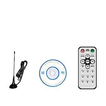 Tuner USB TV Stick z anteną Remote HD USB TV Receiver