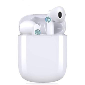 Bluetooth draadloze oortelefoons draadloze sport hoofdtelefoons, Bluetooth 5.0 TWS i12 3D stereo afspelen Bluetooth in-ear oortelefoons met ingebouwde microfoon, Bluetooth sport oortelefoon voor sportschool