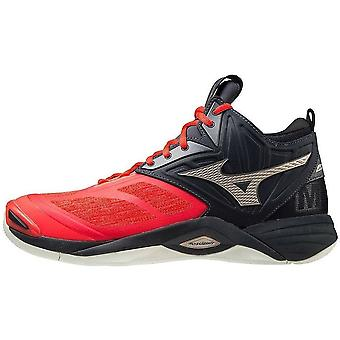 Mizuno Wave Momentum 2 Mid V1GA211763 volleyball all year men shoes