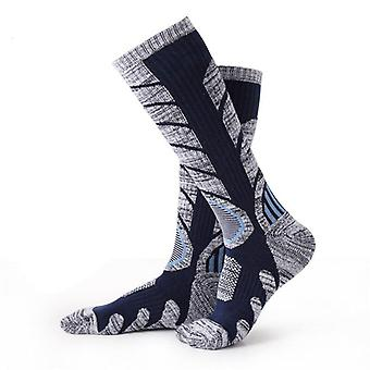 Long Ski Socks Thicker Cotton Outdoor Sports Camping