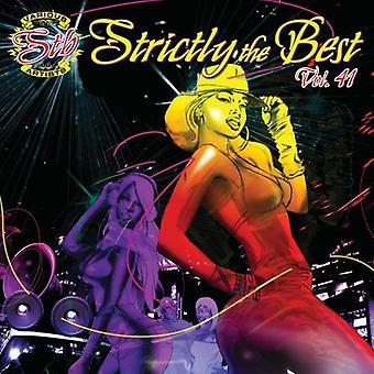 Strengt importerer bedst - Vol. 41-Strictly bedste [CD] USA